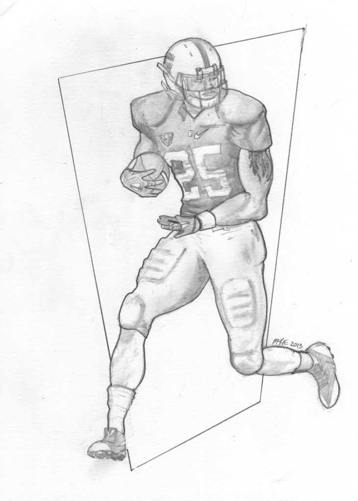 Russell Wilson Football Player Coloring Pages Coloring Pages