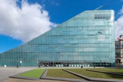 Manchester Urbis Building