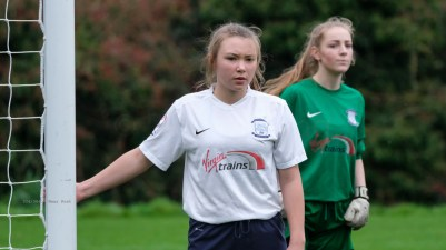 Sir Tom Finney Ladies -v- PNE Ladies 5-1 defeat
