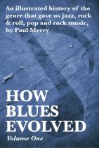 How Blues Evolved Kindle Cover 6