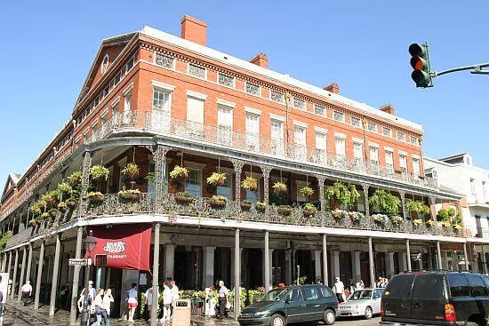 Great blues cities No. 1: New Orleans.