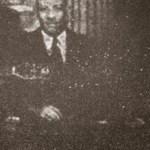 Helping blues slide pioneer, Casey Bill Weldon, get a headstone