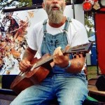 American hardly known in USA is now UK blues icon