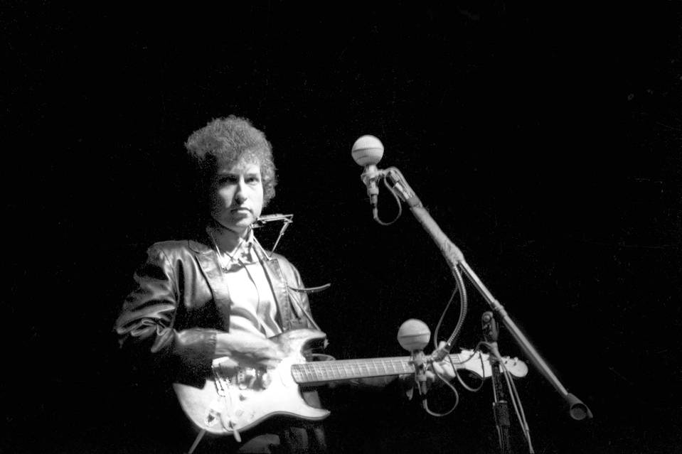 The blooming of Bob Dylan