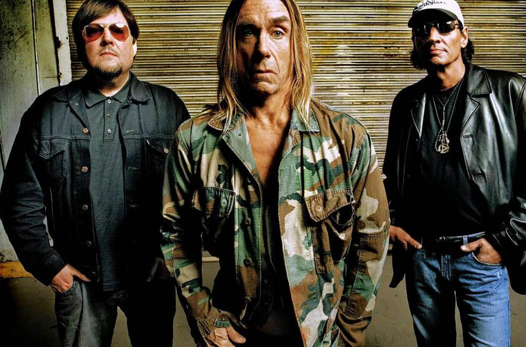 Has Iggy Pop recorded his last album?