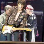 Clapton fires Stones on new album.
