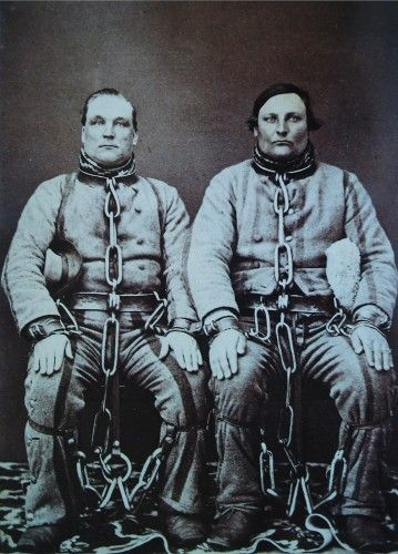 When English convicts ruled San Francisco OK.