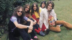 The first hard rock riffs.