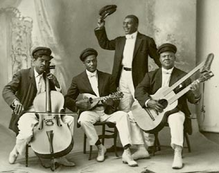 When blues guitarists were counted on one hand.
