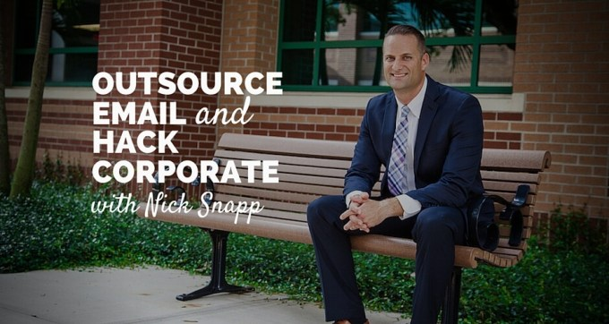 outsource email with nick snapp