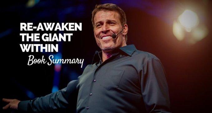 re-awaken the giant within book summary pdf