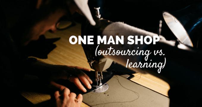 one man shop