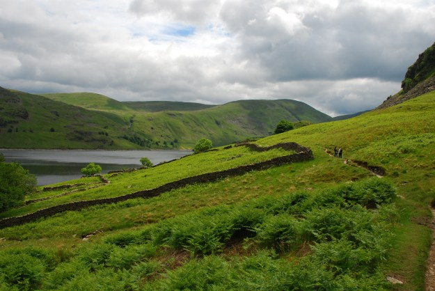 A walk around Haweswater