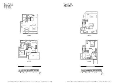 RV residences - Floorplan 8