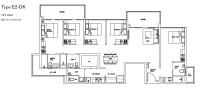 Forestville Floorplan - 5 BR DK