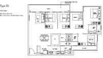 Forestville Floorplan - 5 BR