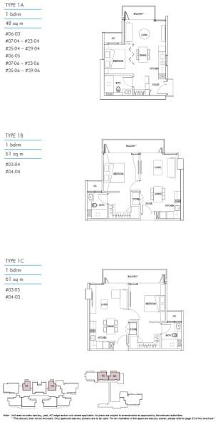 Kallang Riverside Floorplan 1