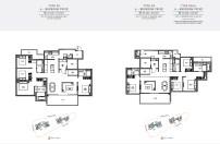 seaside residences 4 Bedroom Prive