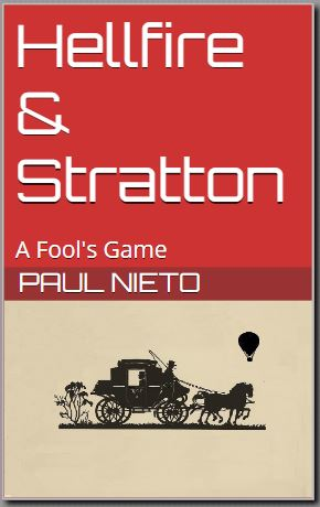 Book cover of Hellfire & Stratton
