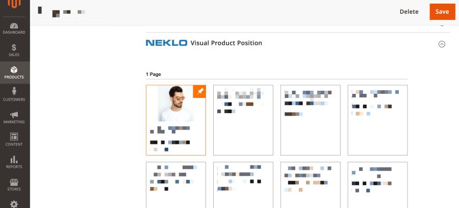 Visual Merchandising Solution for Magento 2 Community Edition