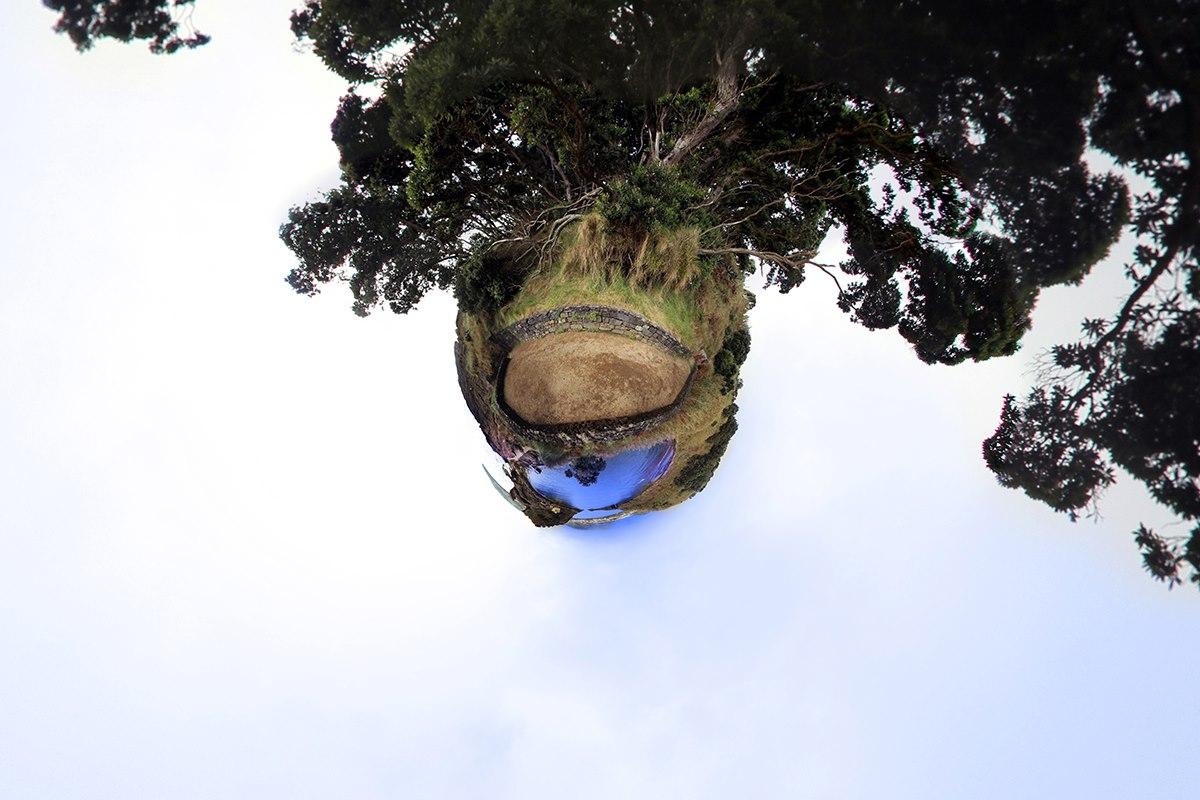 ilhéu de Vila Franca do Campo, São Miguel, Açores.