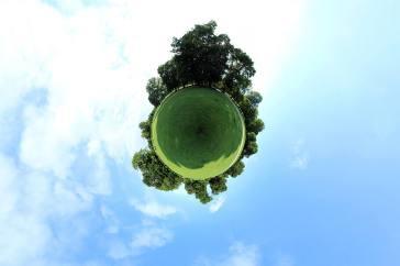 Englischer Garten, Munique, Alemanha.
