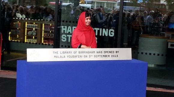 Malala and The Alchemist