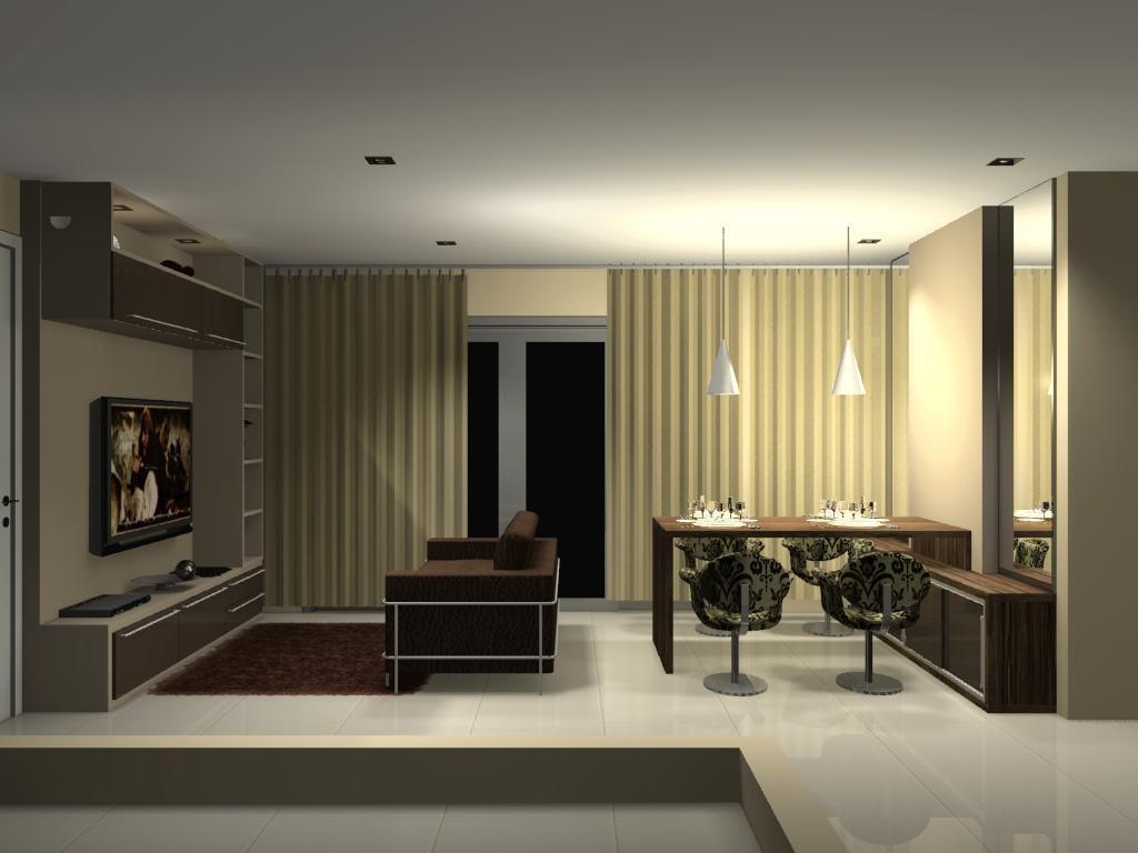 Sala de estar  Paulo Lima Designer
