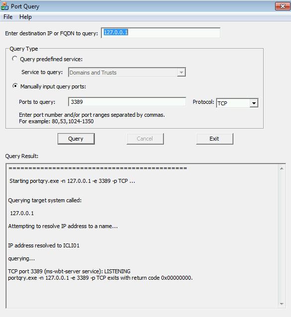 Verificando a lista de portas abertas no Windows   Paulo