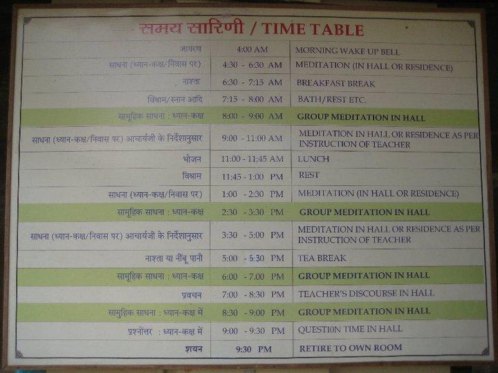My 10-day Vipassana Course at Igatpuri (India)   Paulo Sena
