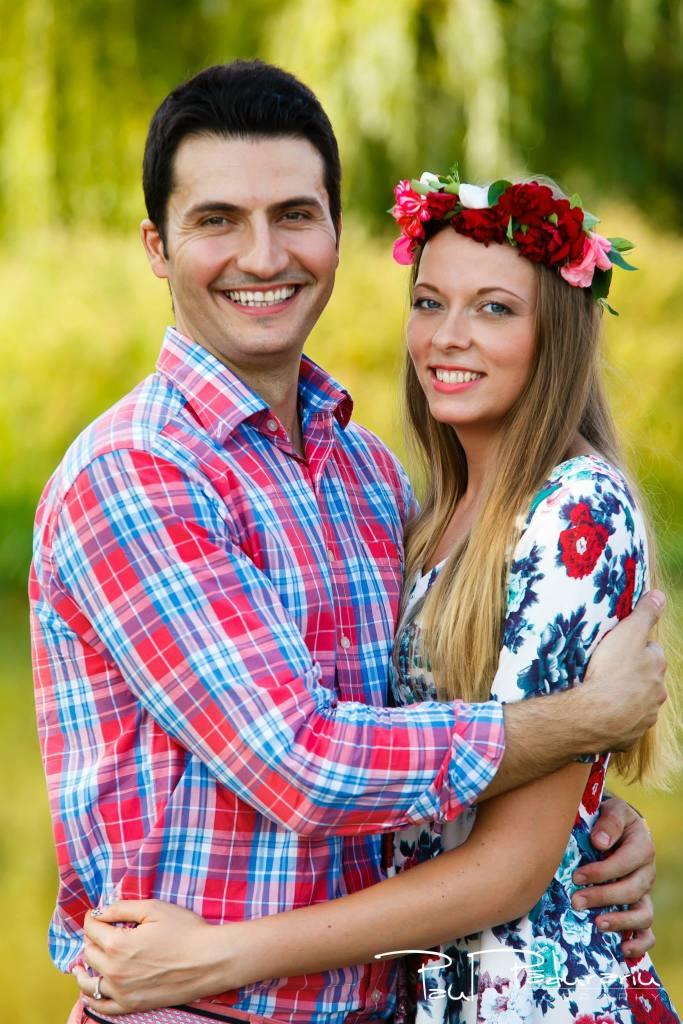 Mihaela si Adrian - Sedinta foto de logodna in Iasi 16