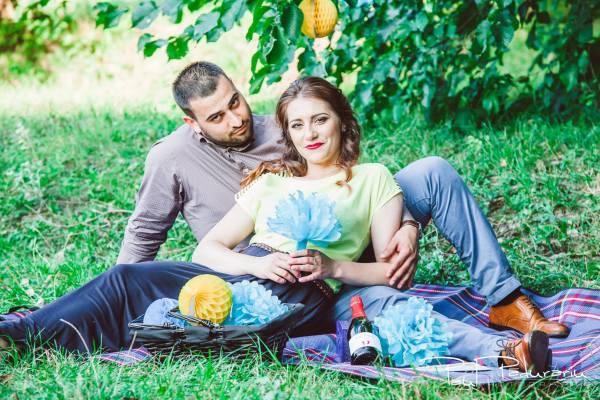 Nicoleta si Tudor - Sedinta foto de logodna in Iasi 14