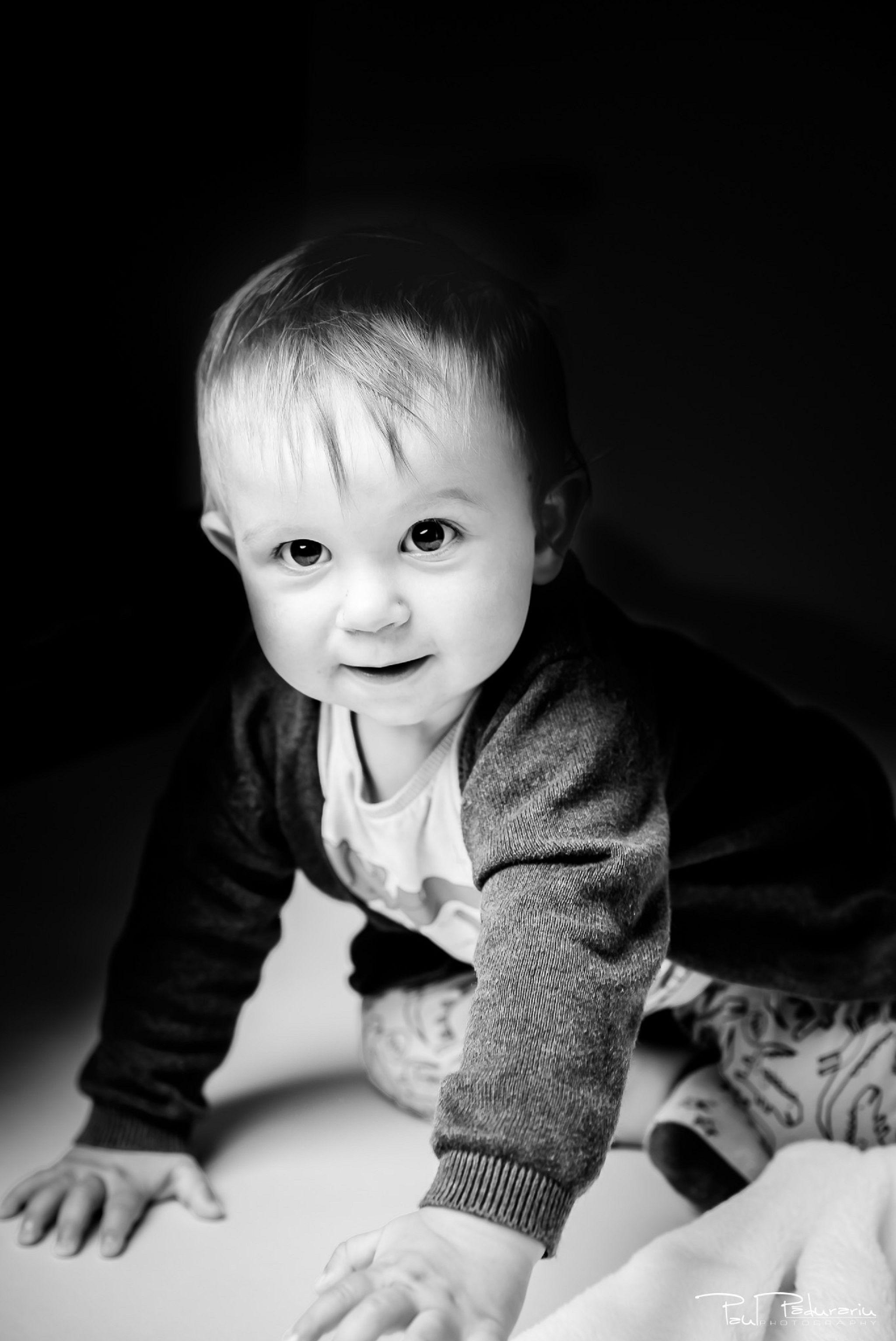Sedinta foto pentru copii la Studio Foto Paul Padurariu Iasi - fotograf profesionist