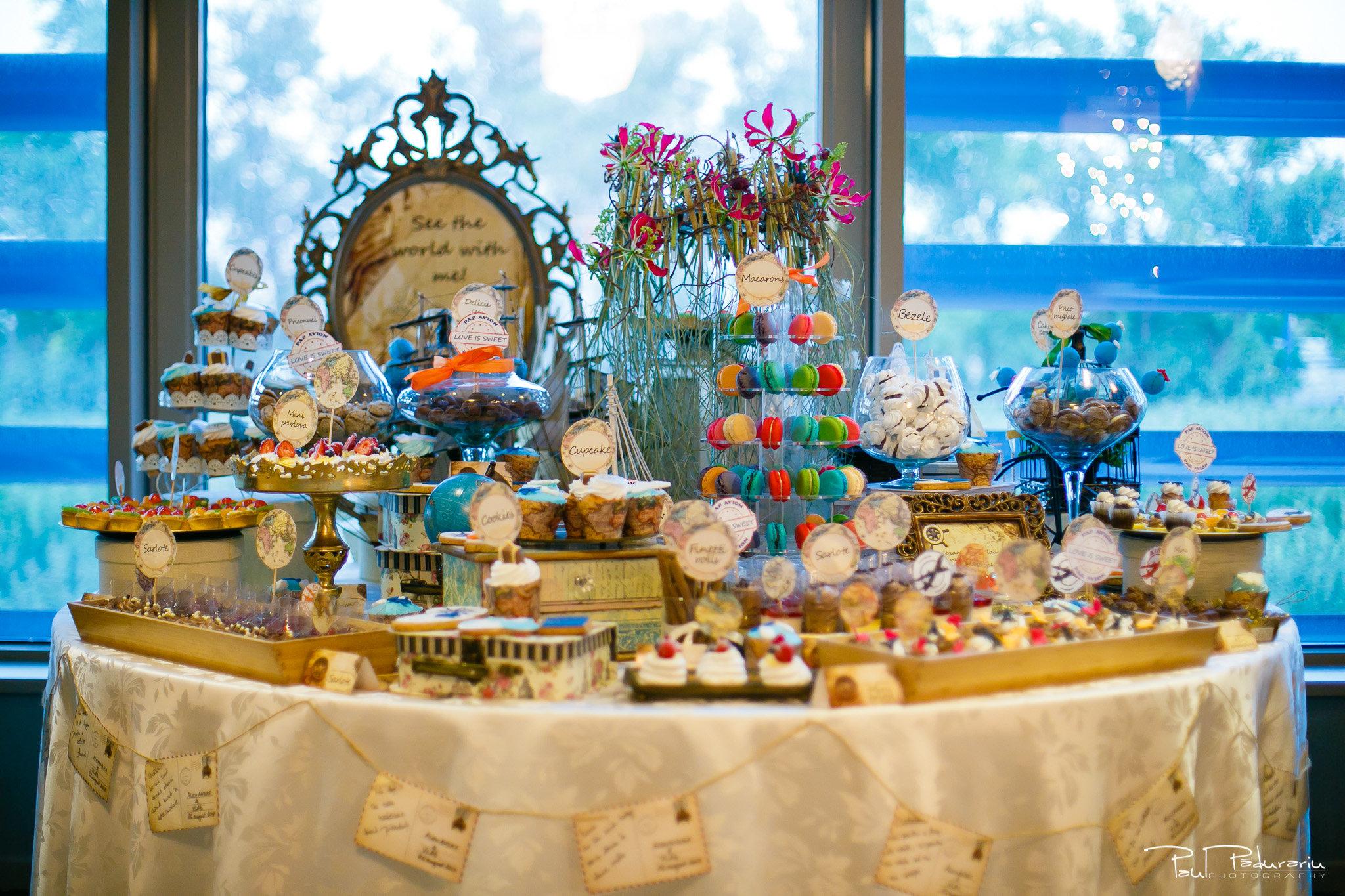 Nunta la Pleiada Iasi Alexandra si Vlad Candy Bar Tuffli www.paulpadurariu.ro © 2017 Paul Padurariu fotograf de nunta iasi