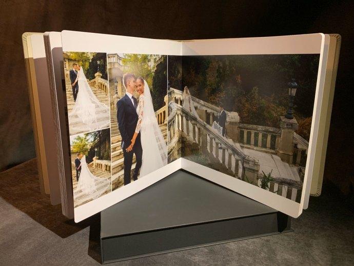 Album piele deschis nunta paul padurariu fotograf iasi 2019