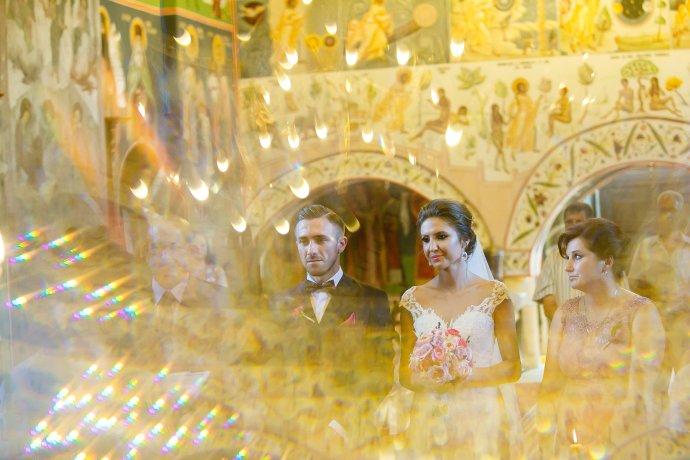 Loredana si Cipiran Nunta Iasi cununie religioasa Biserica Sf. Sava fotograf nunta Iasi www.paulpadurariu.ro © 2017 Paul Padurariu