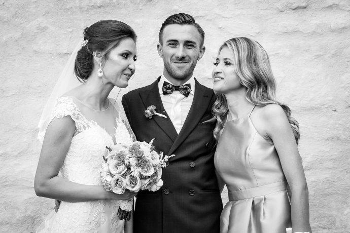 Loredana si Ciprian nunta Iasi cadre cu invitati fotograf profesionist nunta www.paulpadurariu.ro © 2017 Paul Padurariu