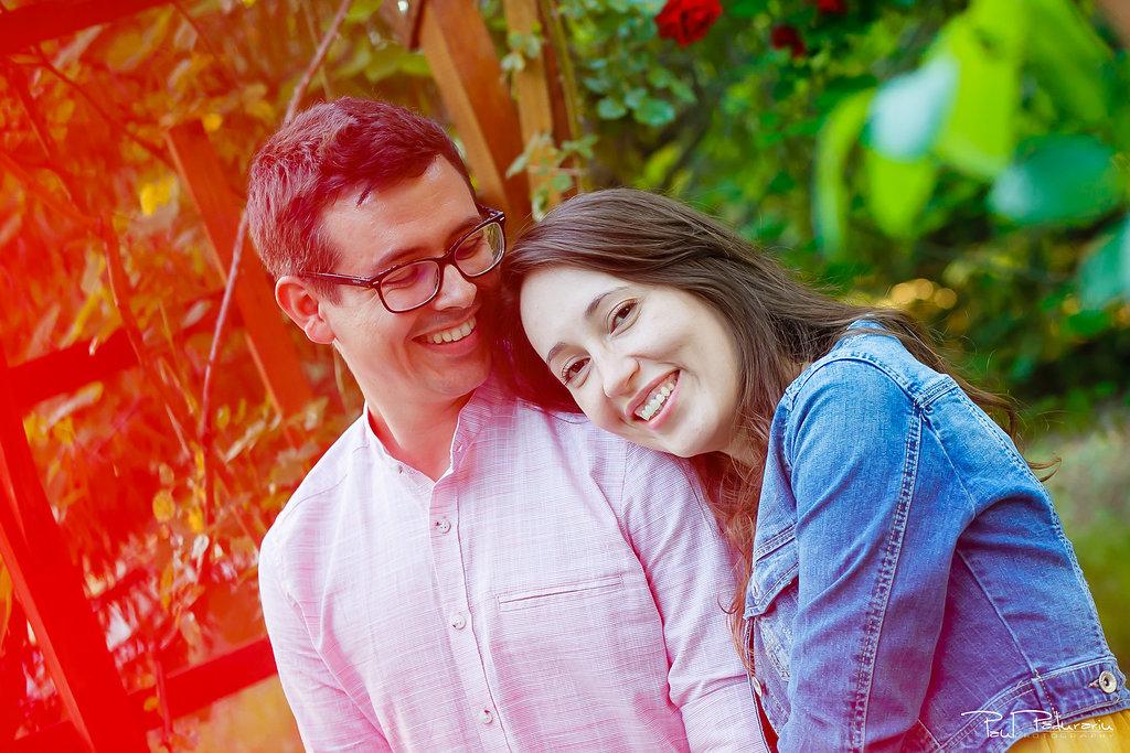 Ioana si Adi sedinta foto logodna gradina botanica www.paulpadurariu.ro fotograf nunta Iasi Paul Padurariu 15