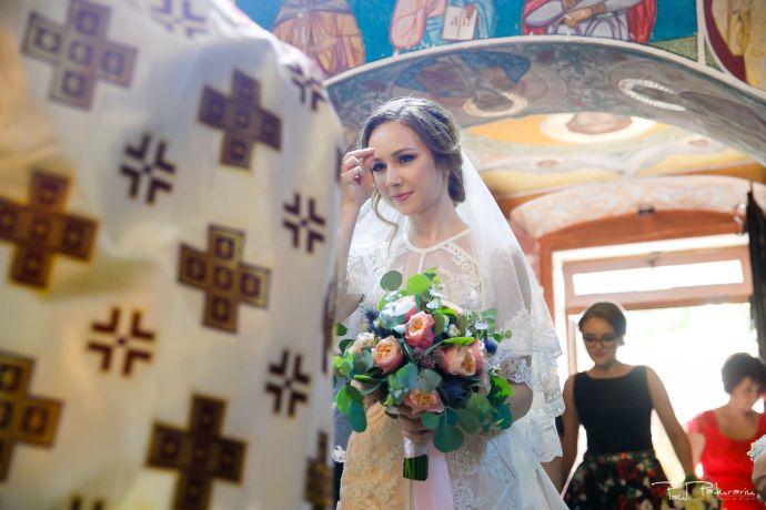 Nicoleta si Catalin fotografie nunta Iasi Biserica Rotunda Letcani fotograf nunta Iasi paul padurariu 2018 2