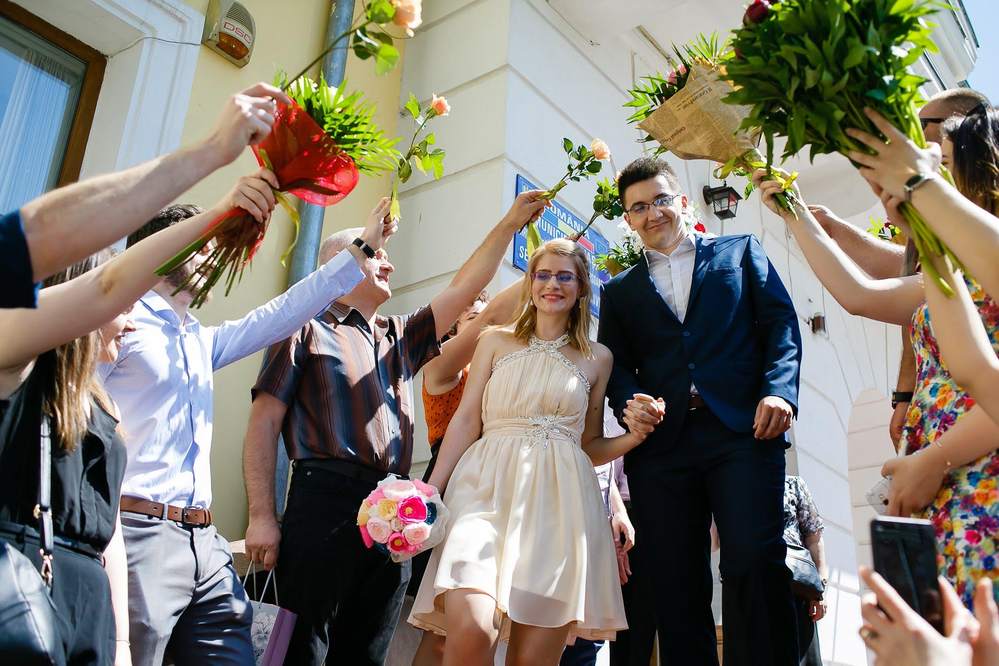 Anca si Razvan cununia civila nunta iasi www.paulpadurariu.ro © 2018 Paul Padurariu
