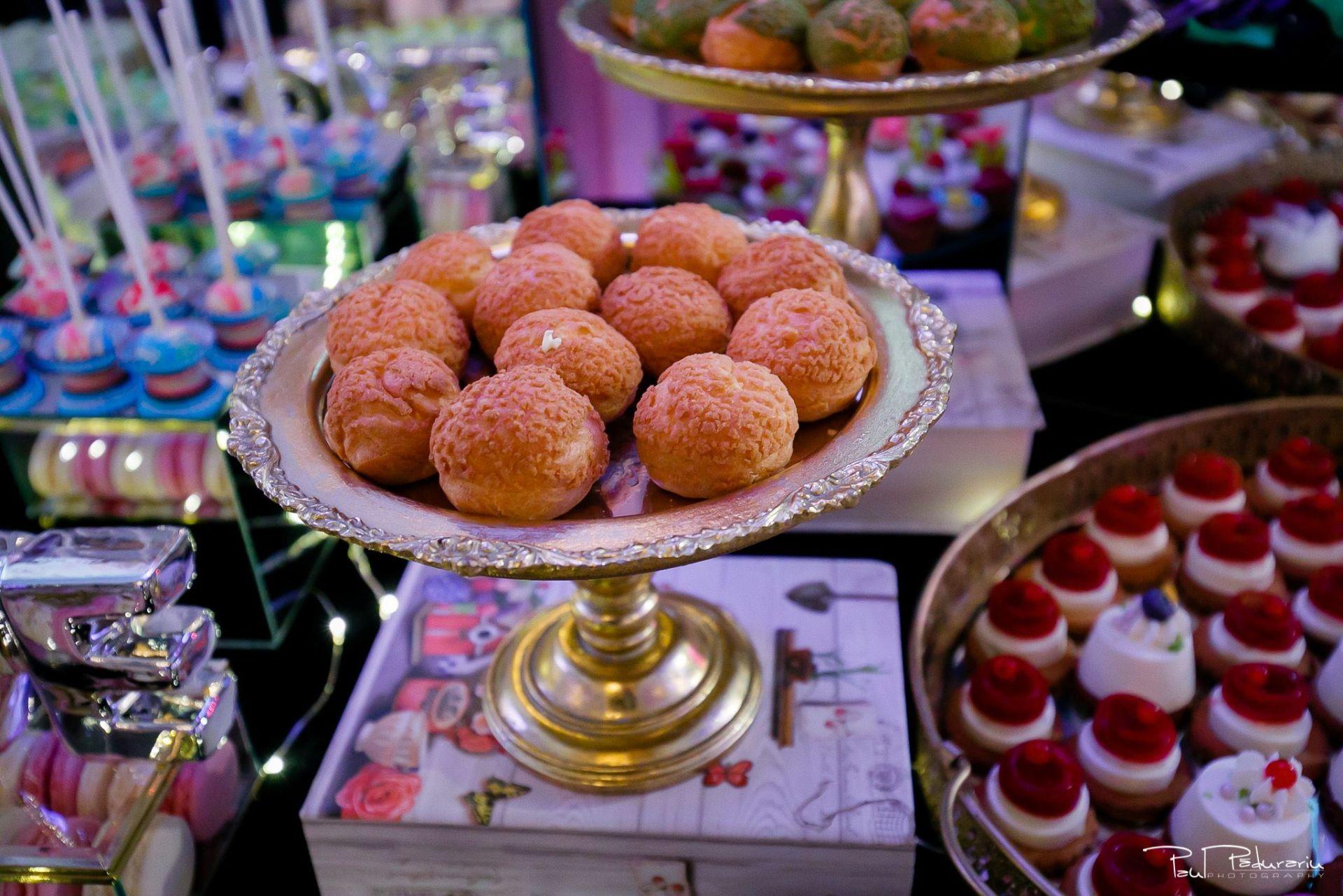 Cofetaria La Rosa - prajituri, torturi si candy bar pentru nunta Iasi fotograf Paul Padurariu 31