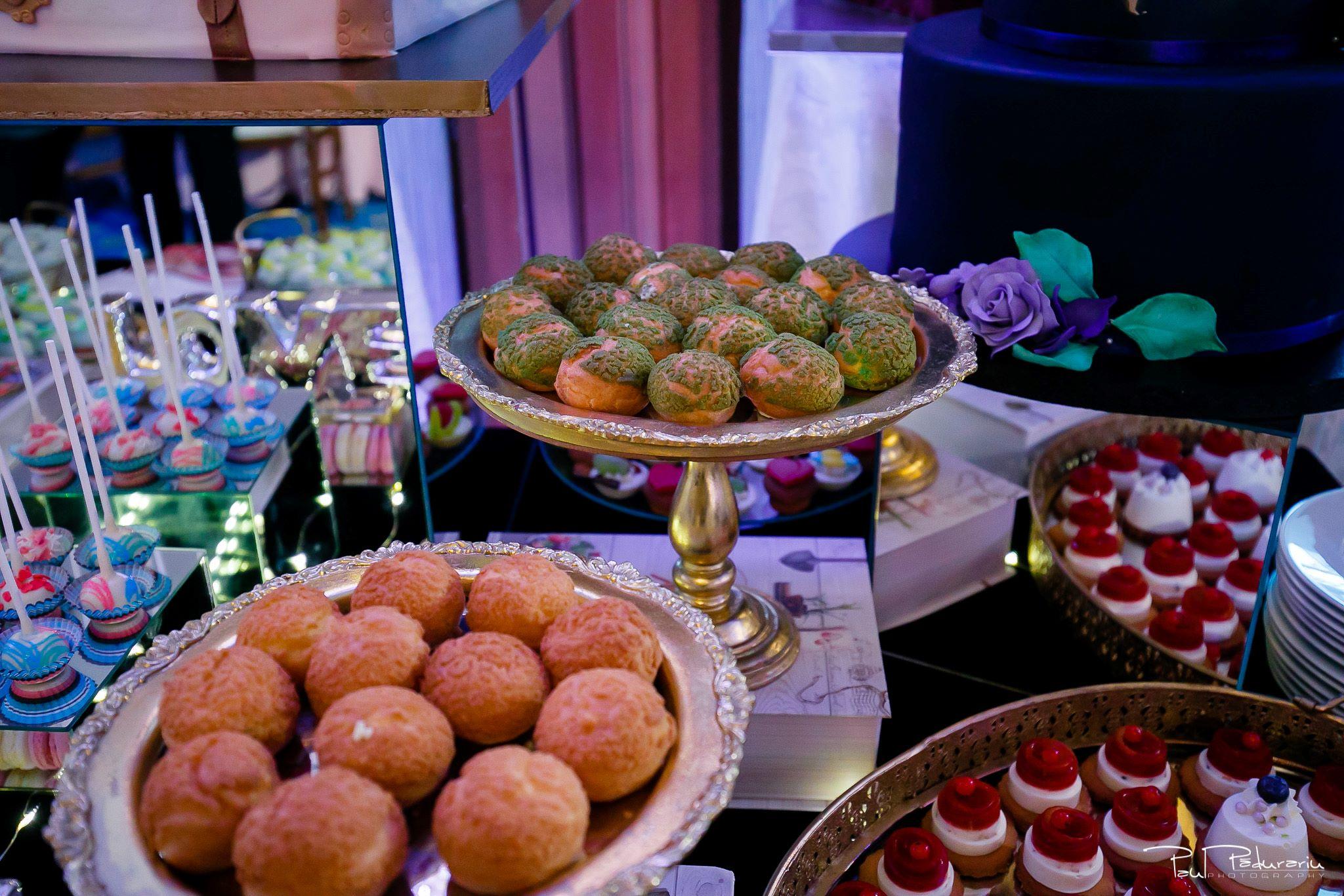 Cofetaria La Rosa - prajituri, torturi si candy bar pentru nunta Iasi fotograf Paul Padurariu 33