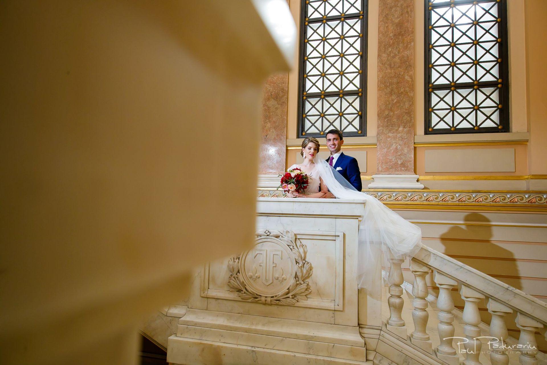 Madalina si Ionut - nunta Congress Hall | fotograf nunta iasi paul padurariu same day edit 2019 8