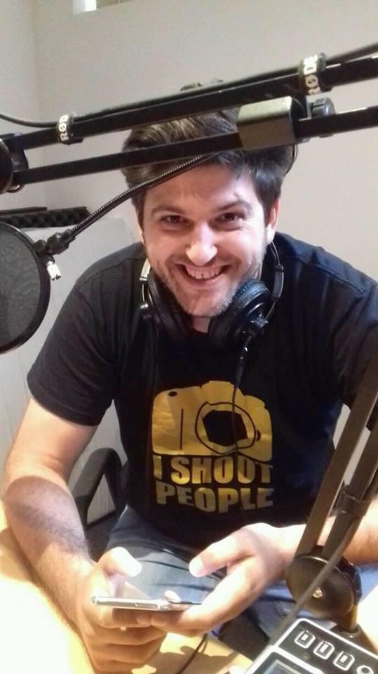 Paul Padurariu fotograf profesionist de nunta Iasi la Radio Apollonia