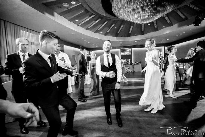Andrei si Michaela petrecere miri nunta Congress Hall Iasi   fotograf nunta Iasi Paul Padurariu 9
