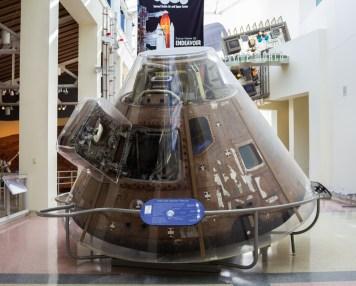 Apollo 18 Command Module