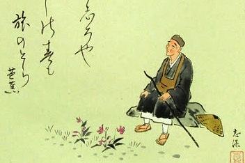 Image result for poet Matsuo Bashõ