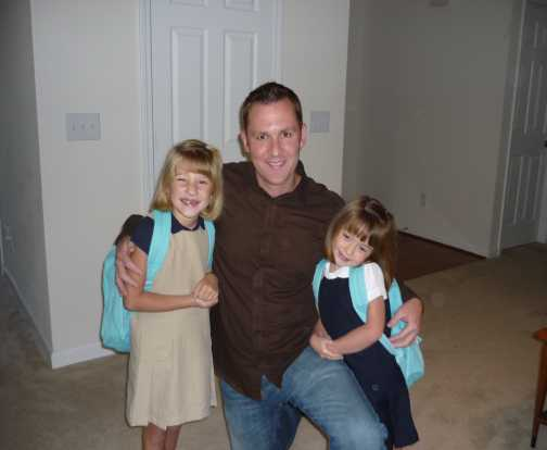 lexington and reagan first day of school