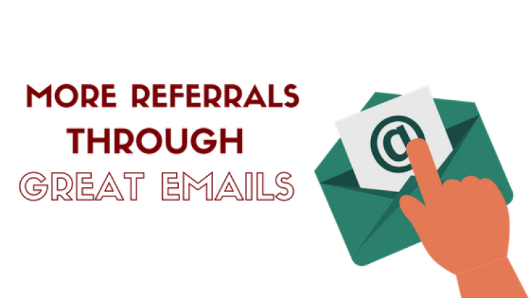 EMAIL REFERRALS