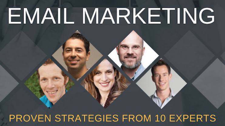 Email marketing from 10 experts